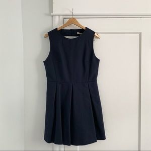 Jack Wills Navy Dress - Size 10